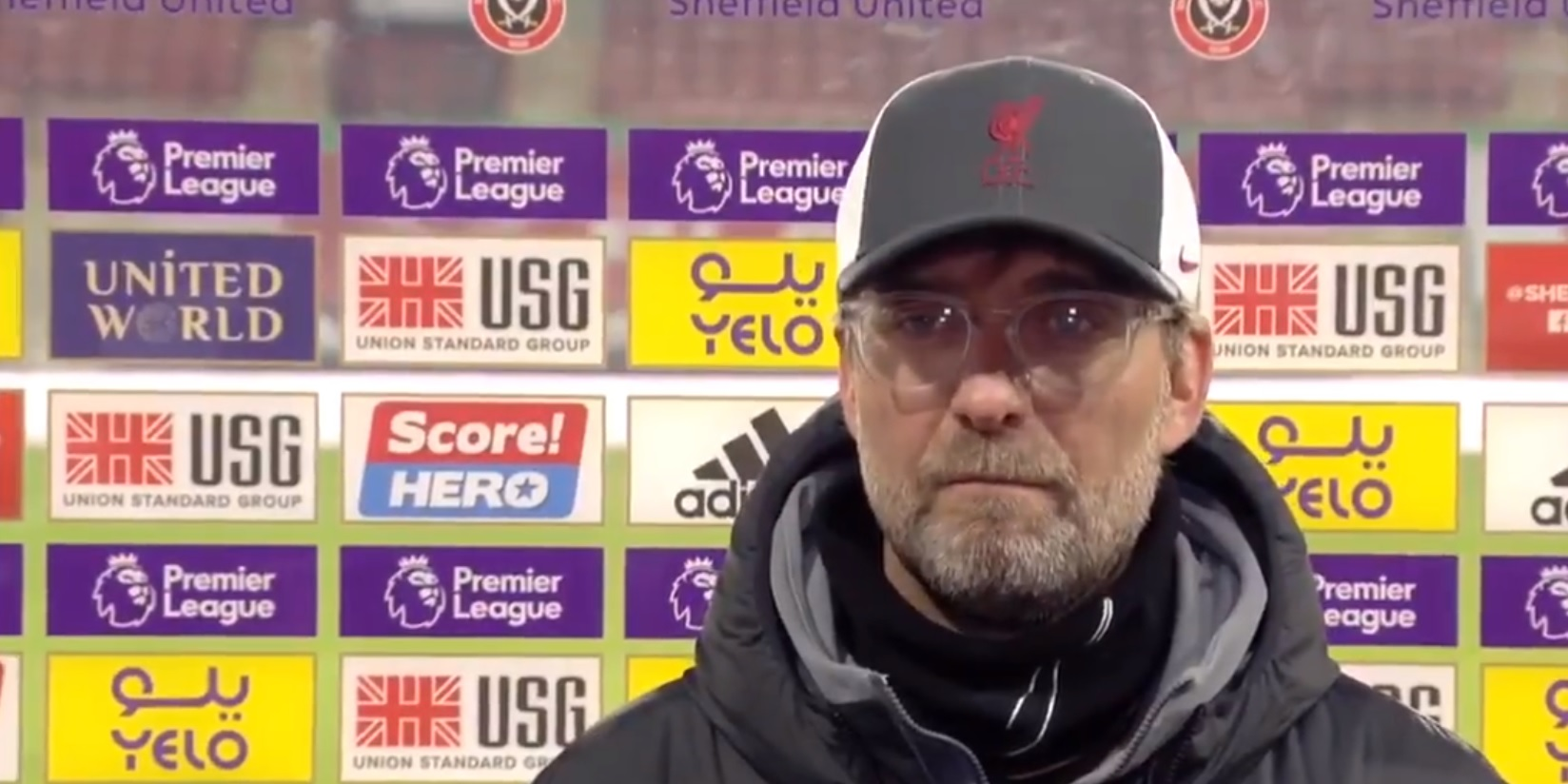 (Video) 'As it counts for him, it counts' – Jurgen Klopp reacts to news of Firmino's lost goal