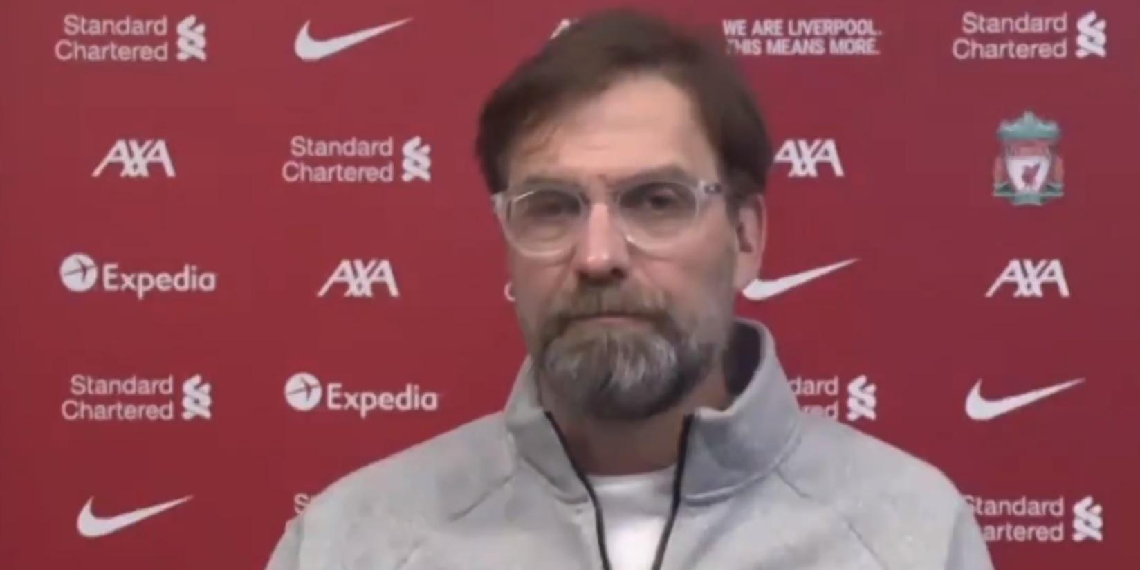 (Video) Klopp backtracks on positive Henderson injury comeback news