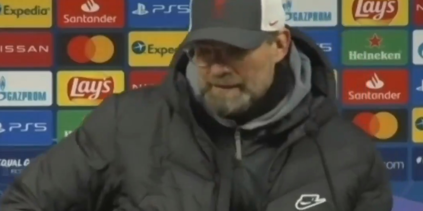 """(Video) """"We are not children"""" – Klopp refuses to get carried away after UCL victory"""