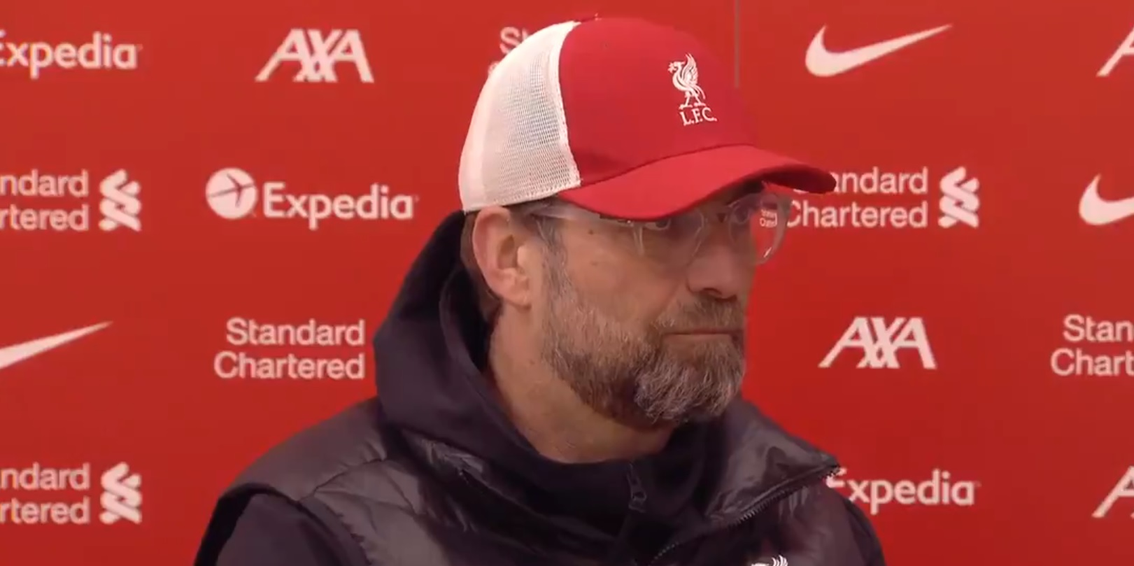 (Video) Klopp questions Kavanagh penalty decision: 'He saw something all other people didn't see'