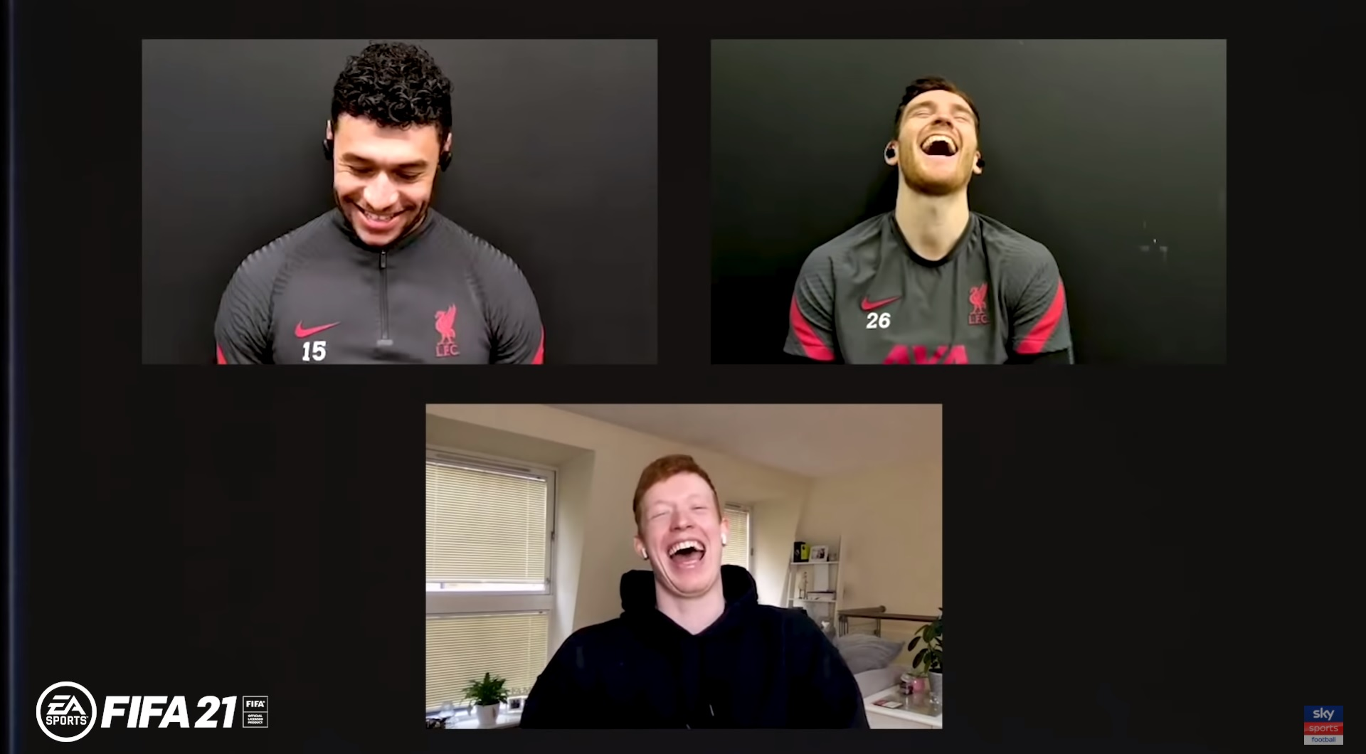 (Video) Klopp's favourite LFC players revealed by Ox & Robbo