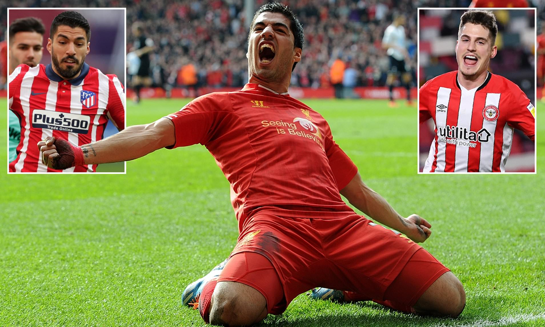 Ex-LFC youngster tells amazing story about Luis Suarez in training