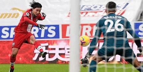 Hasenhuttl's promising verdict on LFC loanee Minamino after 'fantastic goal'