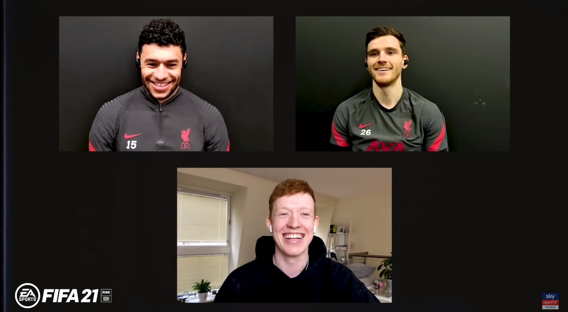 (Video) Robbo & Ox highlight the funniest moment of the season; it involves Matip