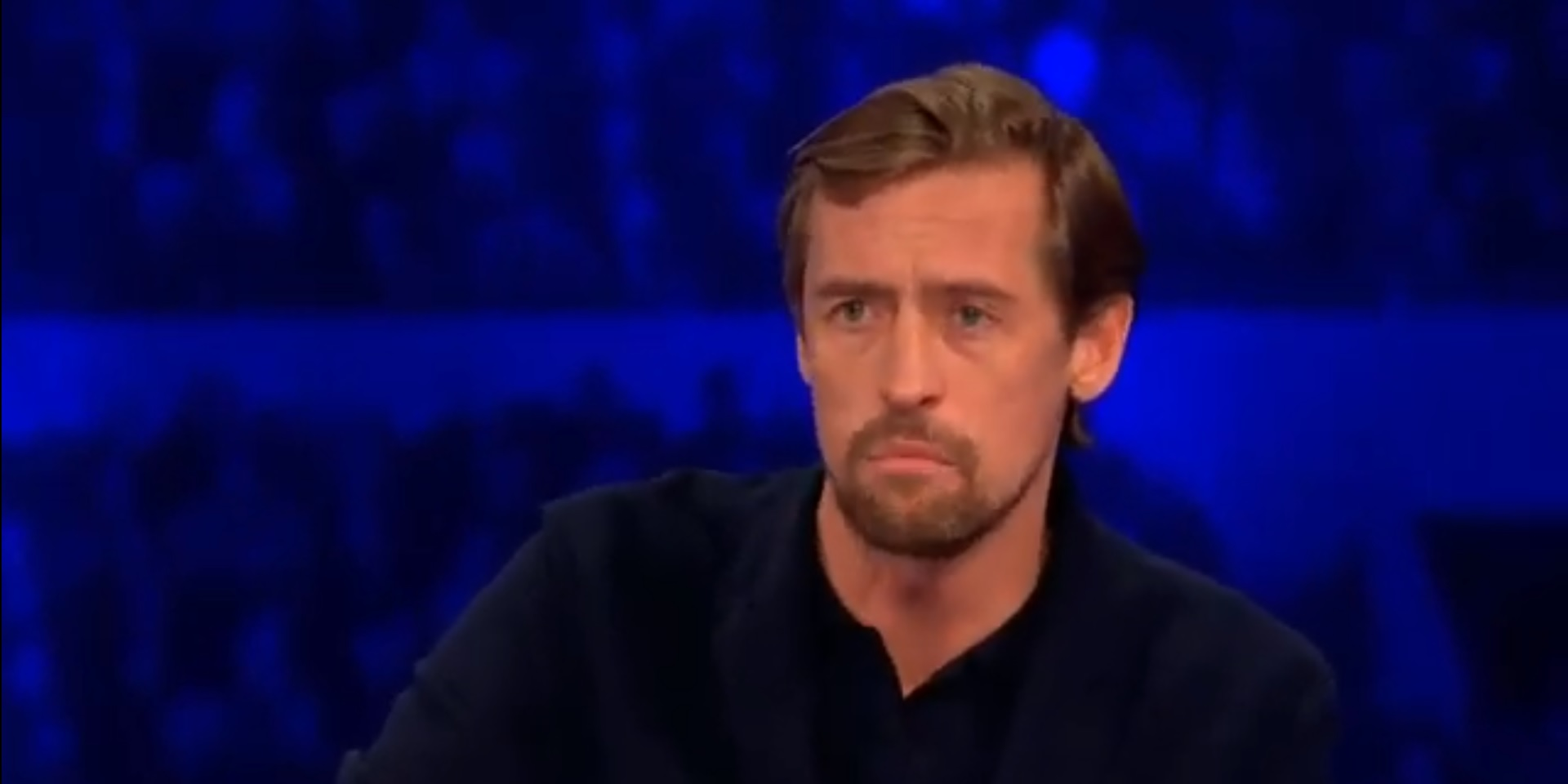 (Video) 'They were superhuman last year, we're seeing a human side to them' – Crouch identifies source of LFC struggles