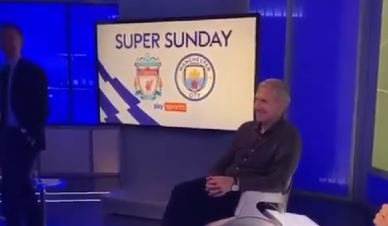 (Video) Childish Micah Richards mocks Souness in studio after Anfield humiliation