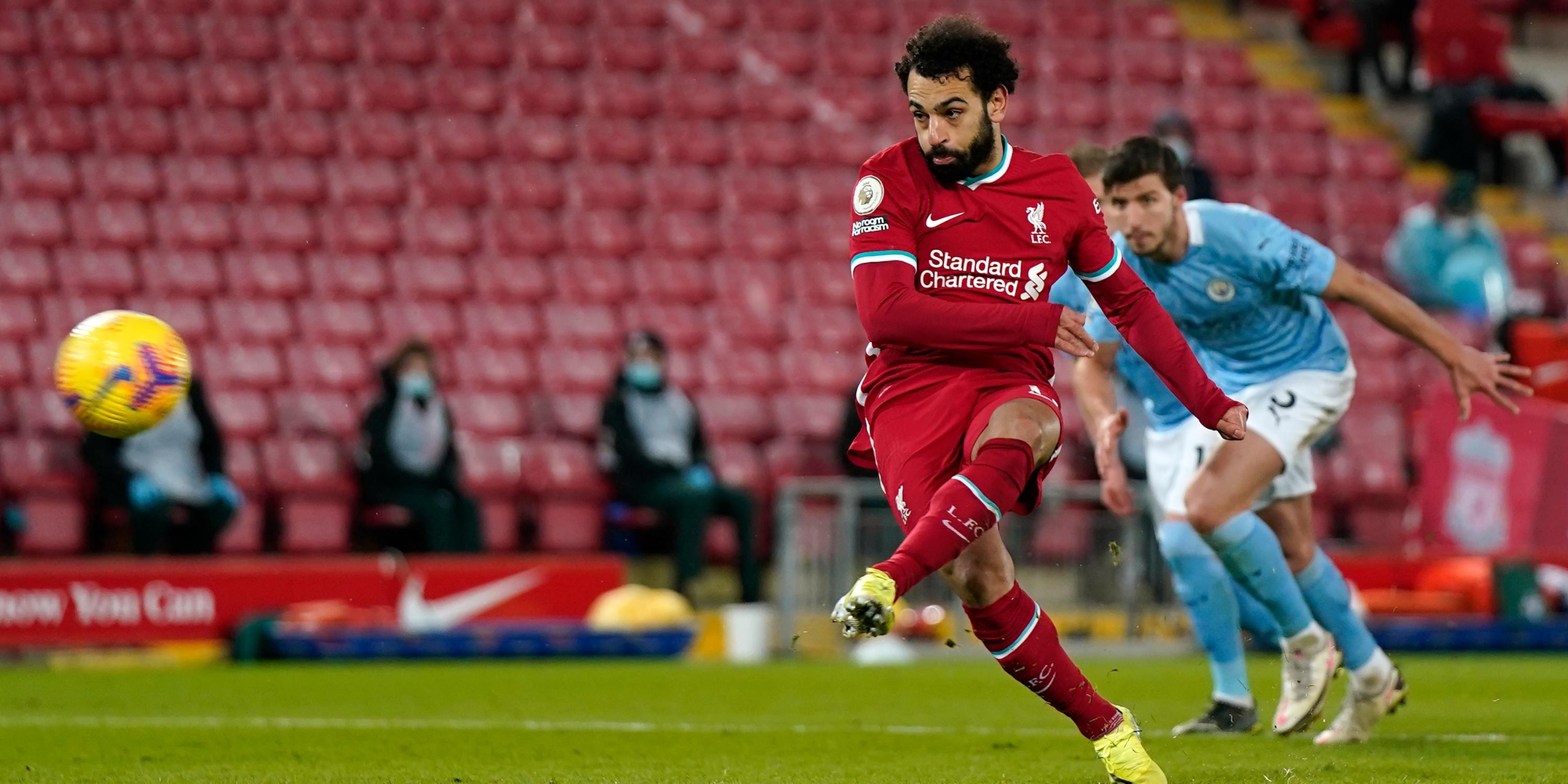 African legend Okocha urges Mo Salah to join Barcelona: 'His energy has run out with Liverpool'