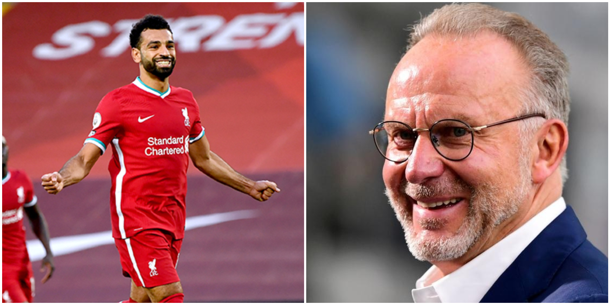Bayern CEO wants 'Messi of Africa' Mo Salah – 'It would be an honour to have him'