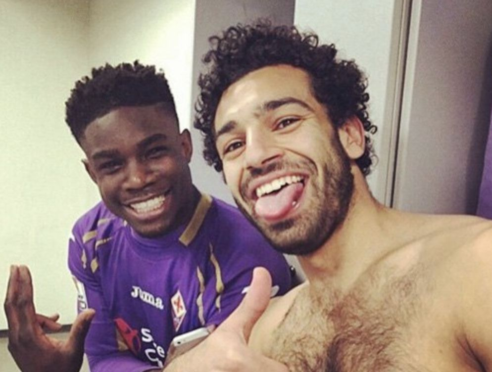 (Video) Micah Richards tells funny Mo Salah stories from Fiorentina training: 'He never passed it!'