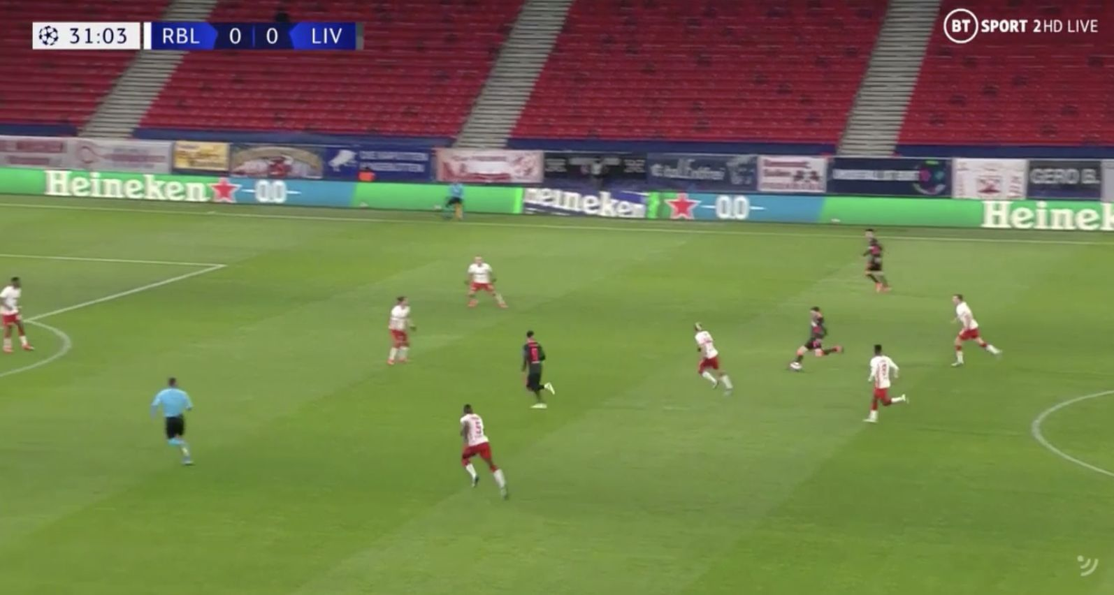 (Video) Robertson almost scores Goal of the Season from 50-yards; keeper hurts himself trying  to save it