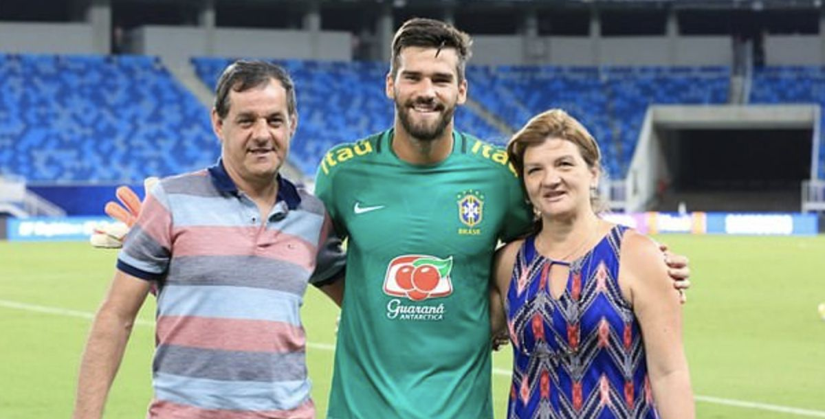 Alisson won't fly back to Brazil due to COVID-19 complications and it's 'tearing him apart'