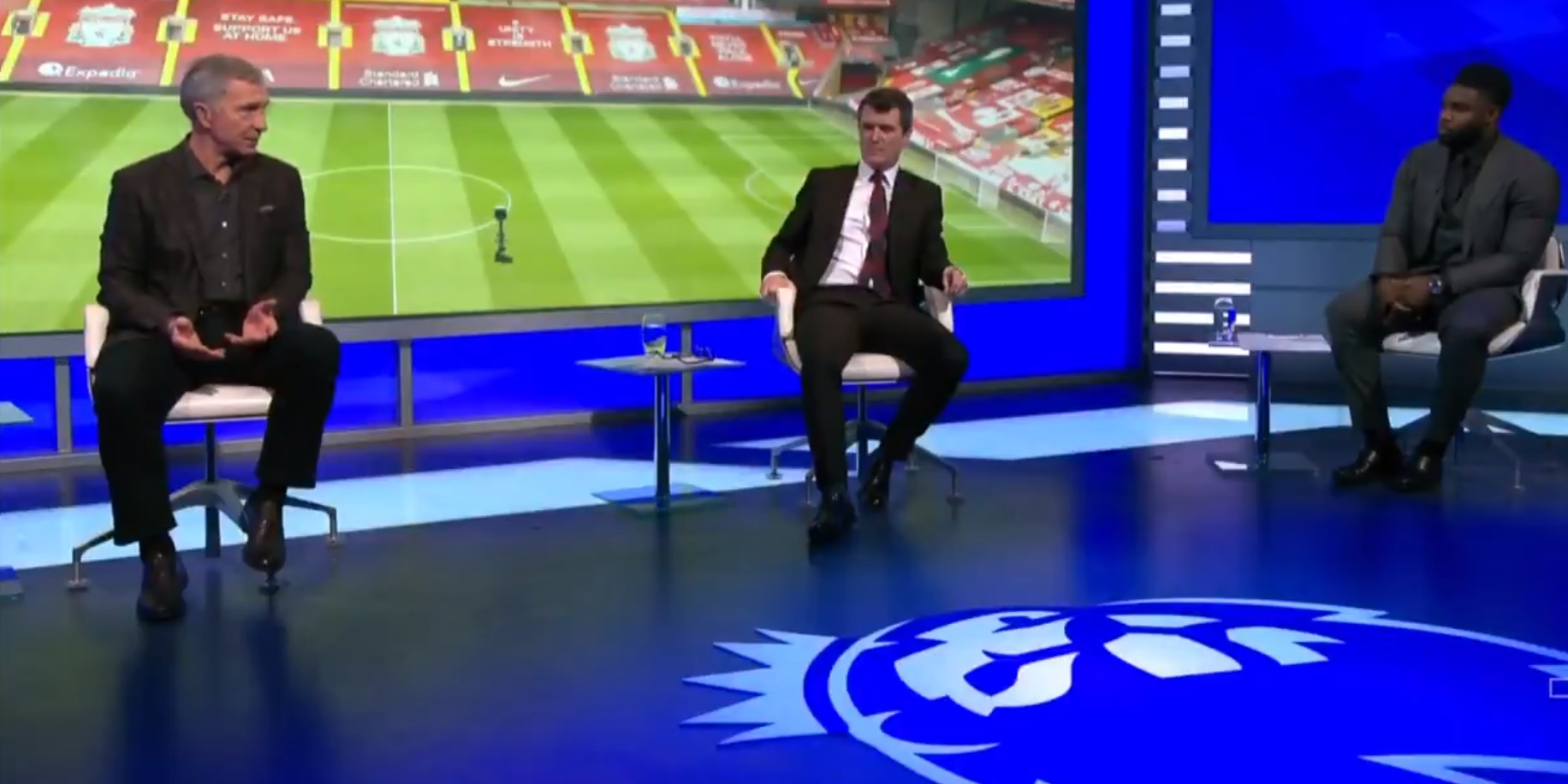 (Video) 'Liverpool have got nothing' – Souness insists it's City's title to lose; Richards refuses to rule LFC out