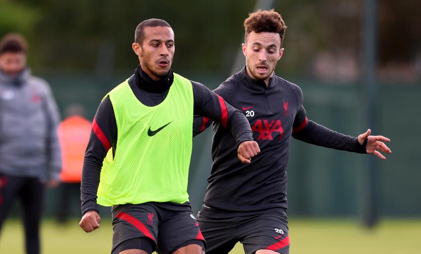 Thiago and Jota have faced 'insane problem,' says Klopp