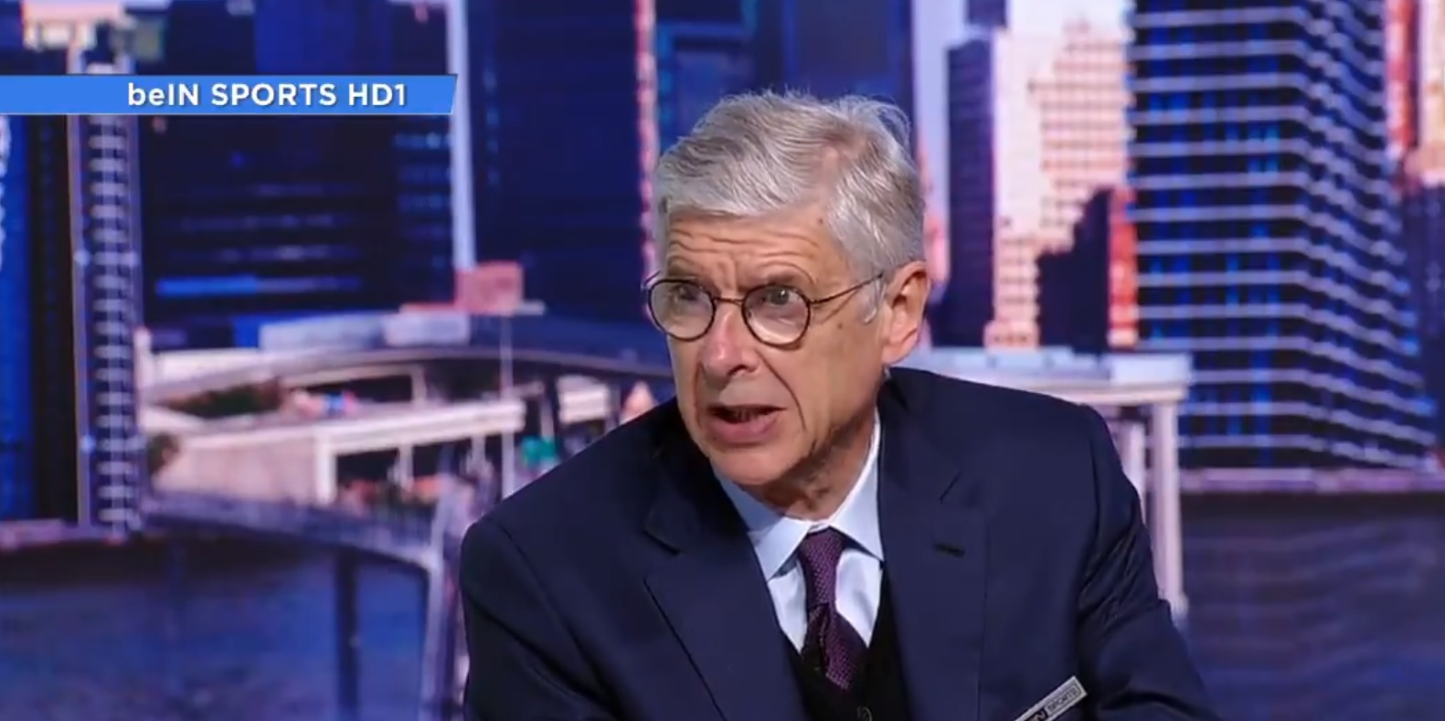 (Video) Wenger accuses Liverpool of 'lacking charisma' in their performance against Everton