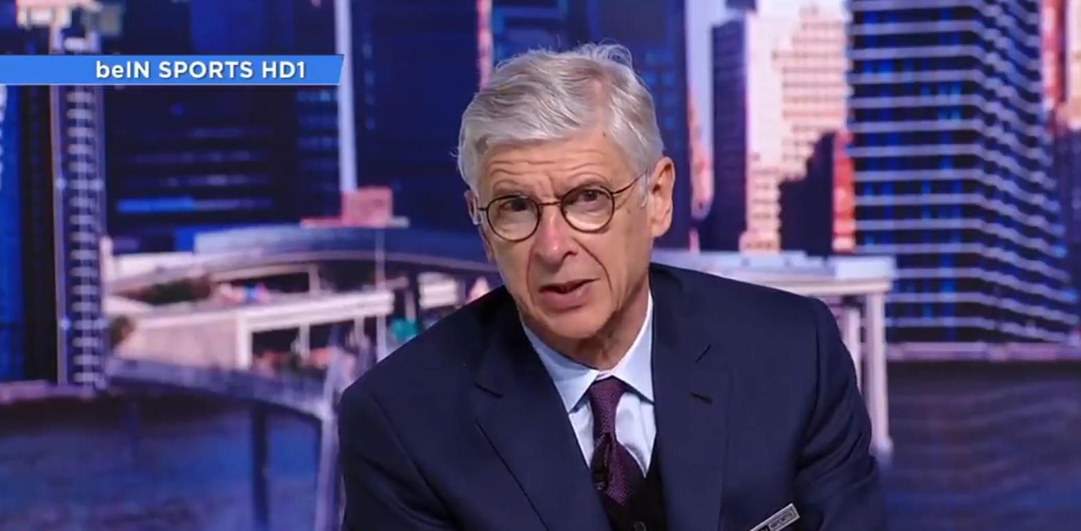 (Video) Wenger explains why Liverpool are struggling in front of goal