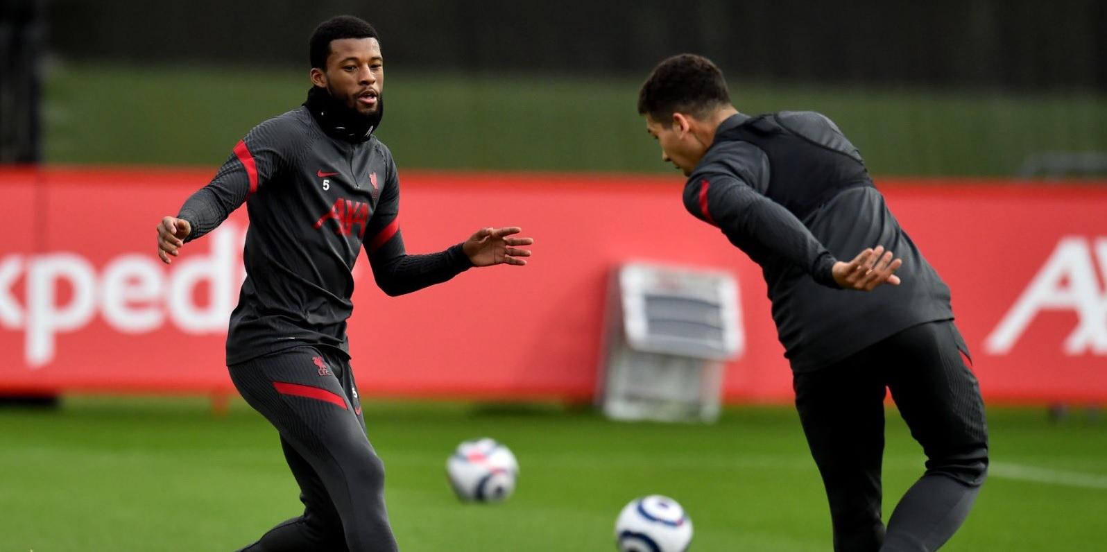 Gini Wijnaldum keen on Liverpool stay; midfielder still yet to put pen to paper – report