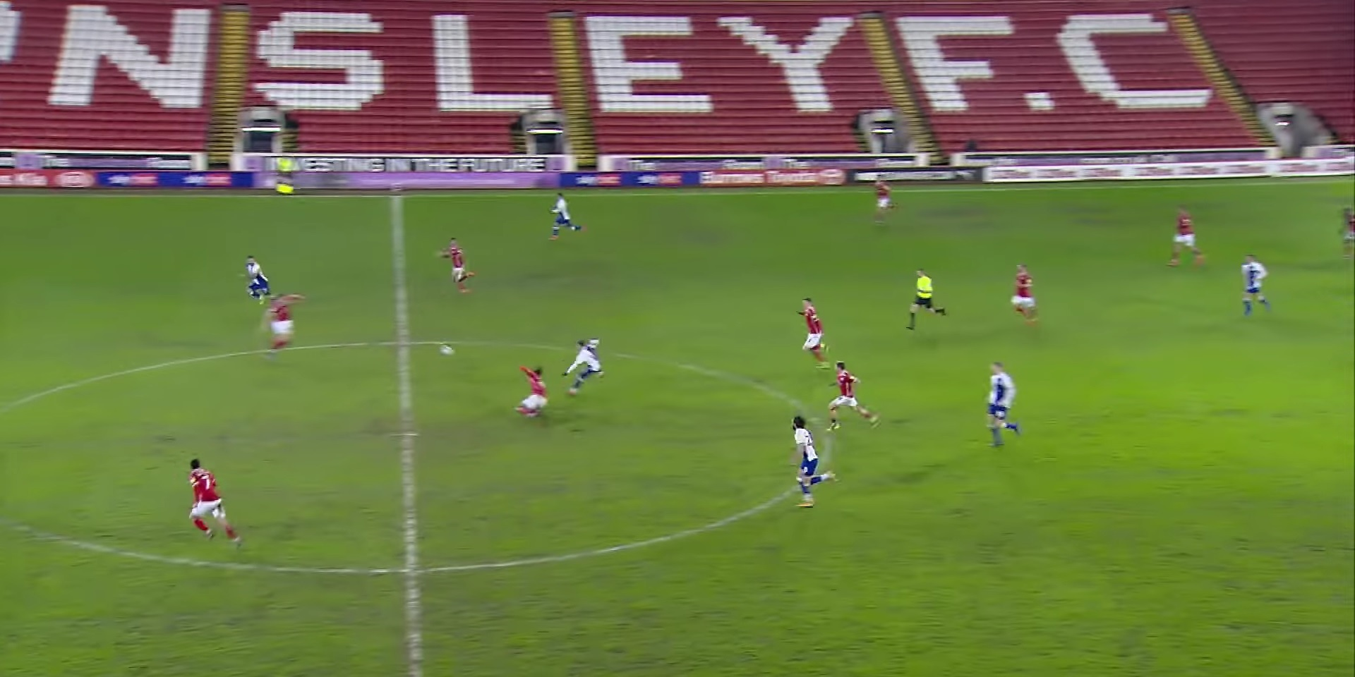(Video) Elliott bags glorious last-minute assist in counter-attack to make it 14 for the season