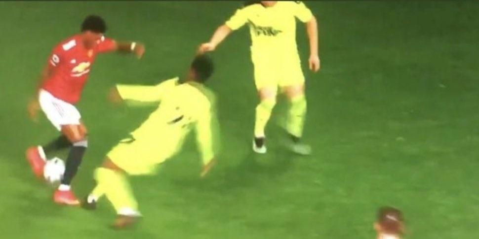 (Video) Dodgy Man Utd penalty call exemplifies Premier League inconsistency