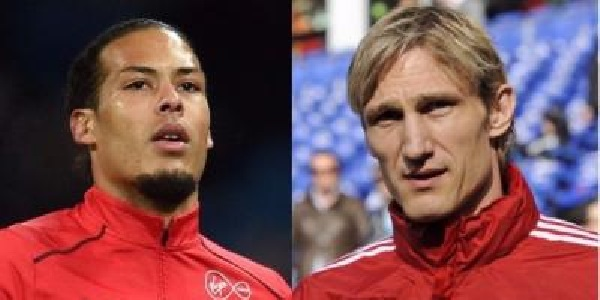 (Images) Sami Hyypia and Virgil van Dijk back new Liverpool centre-half
