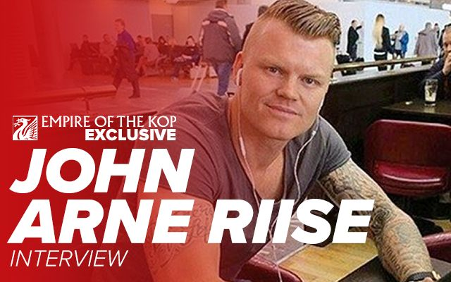 John Arne Riise Exclusive: Haaland chances; Liverpool's high-line & why Jurgen Klopp is the man to turn it around