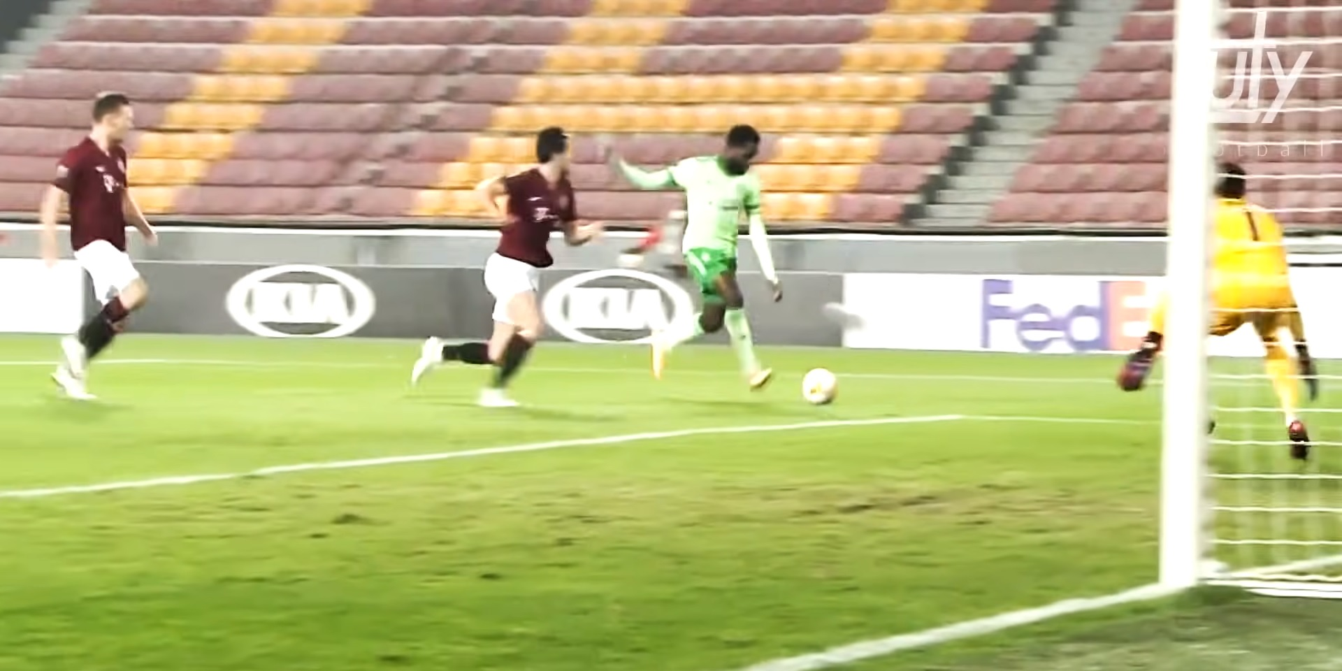 (Video) Reported LFC target Odsonne Edouard highlights show off powerful goalscoring presence