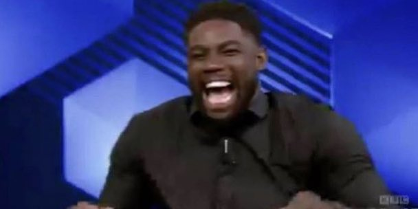 (Video) Richards explodes in laughter as it's revealed it'd take Carra 1,000 years to hit Haaland record