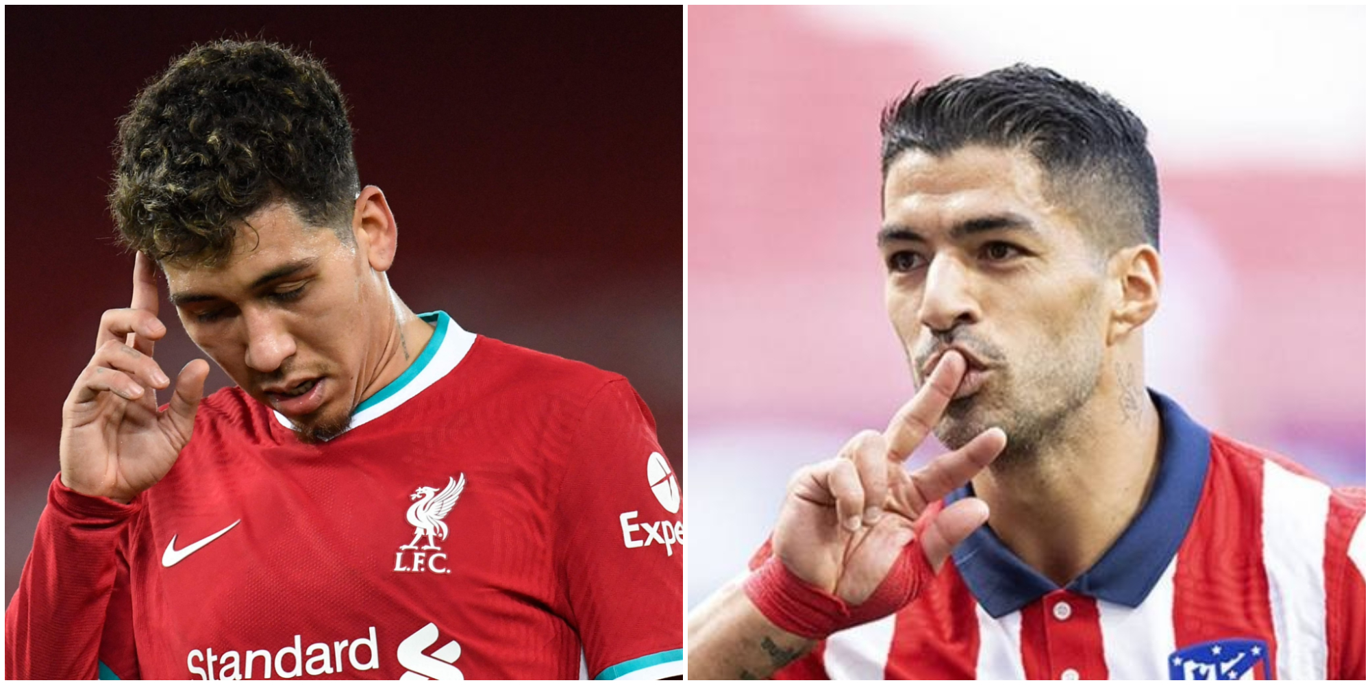 New report claims Atletico Madrid eyeing Firmino as Suarez replacement should ex-Red return to Liverpool – El Gol Digital