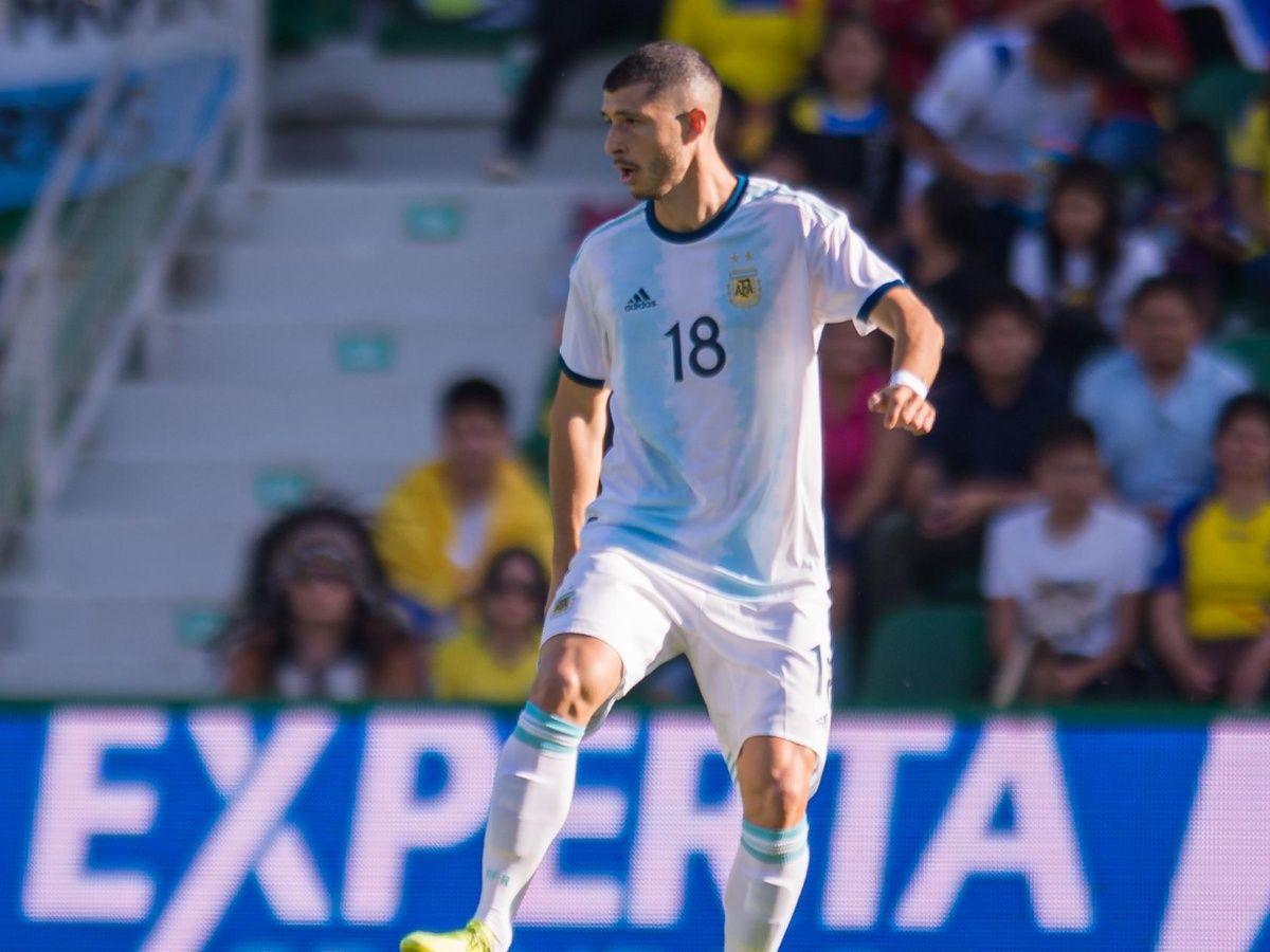 (Video) Guido Rodriguez best bits: Argentina international & linked Wijnaldum replacement