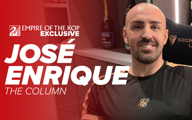Jose Enrique – The Column #2: Robbo should've been captain, Phillips over Kabak next season & how VAR has turned refs into Uber Drivers