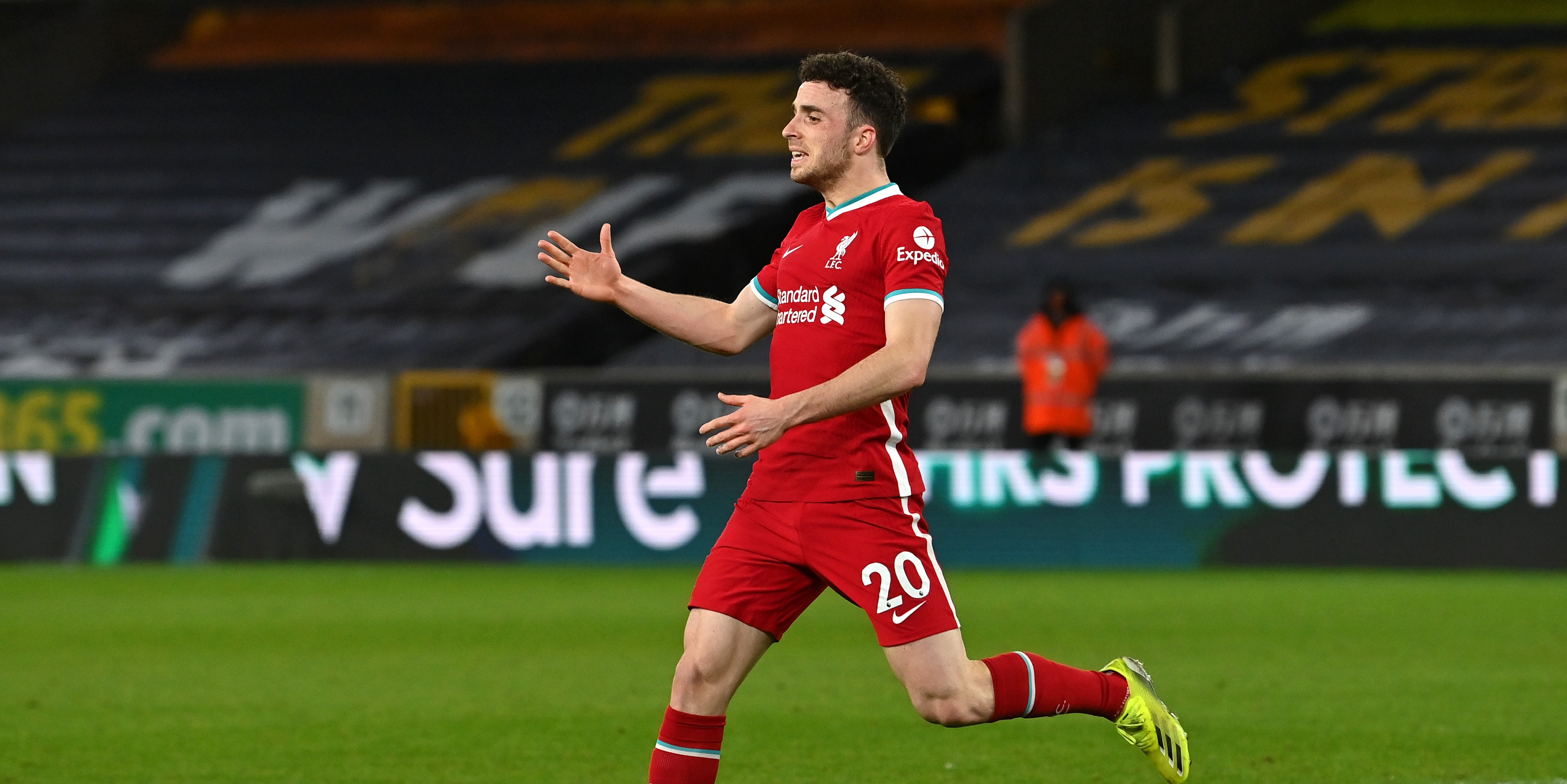 Jota identifies one thing Liverpool must change in the second-half of games to improve results