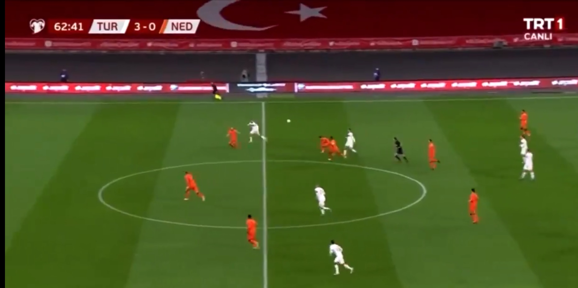 (Video) Kabak delivers glorious chip on international duty to set up goalscoring opportunity