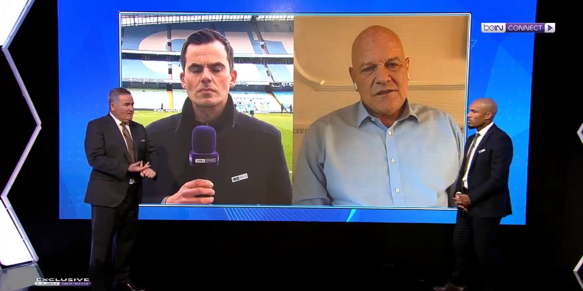 (Video) Richard Keys makes ludicrous claim about 'jealousy' in LFC squad