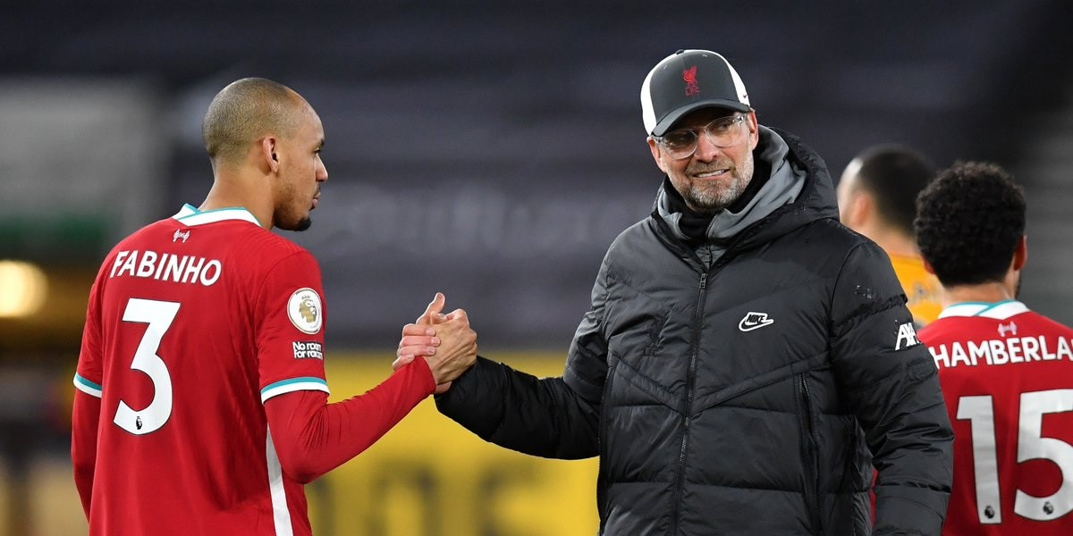 Fabinho admits he could switch position in future after being forced to briefly change role