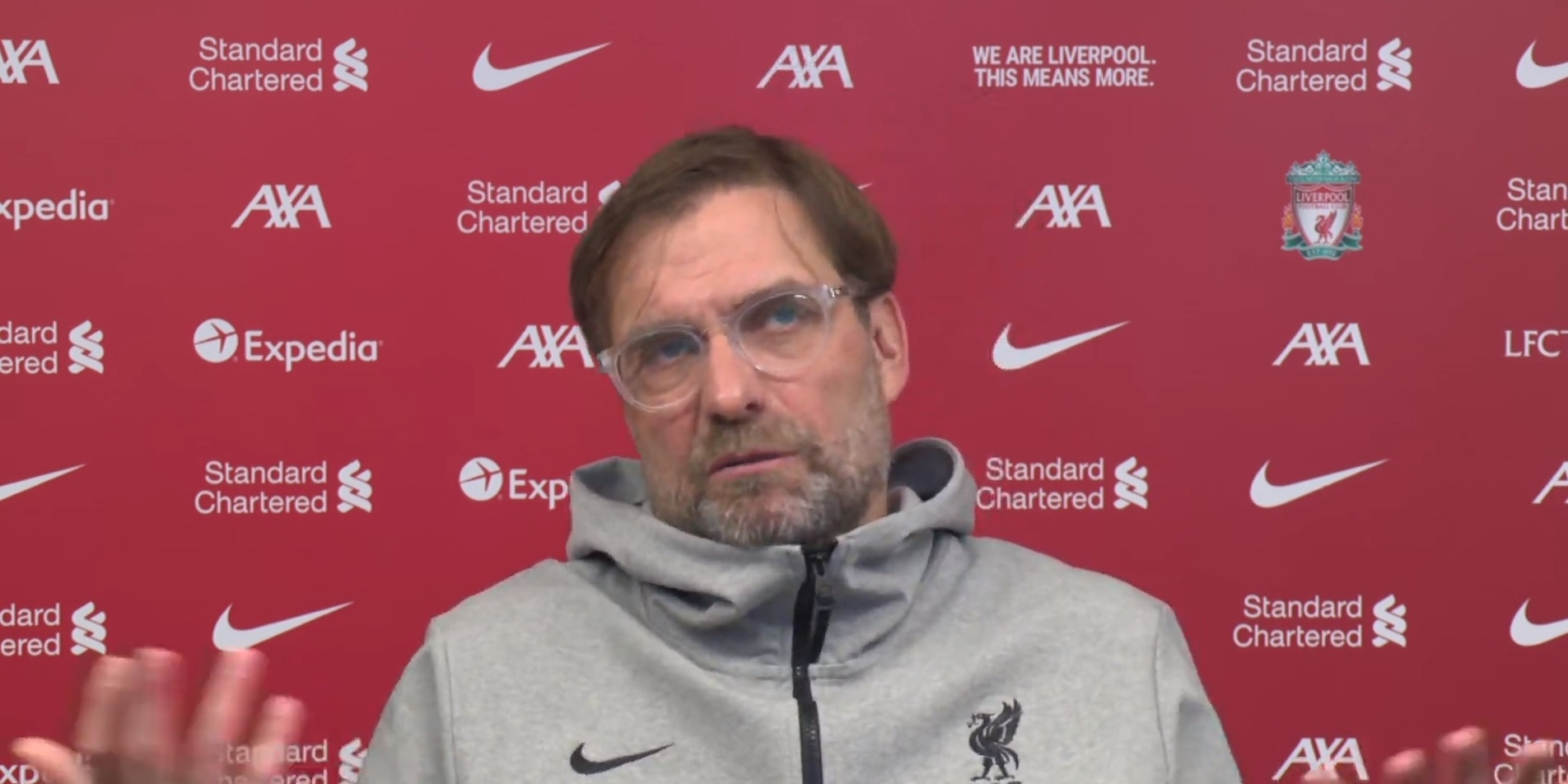 'The players are paid by the clubs – we are first priority' – Klopp bullish on upcoming international break