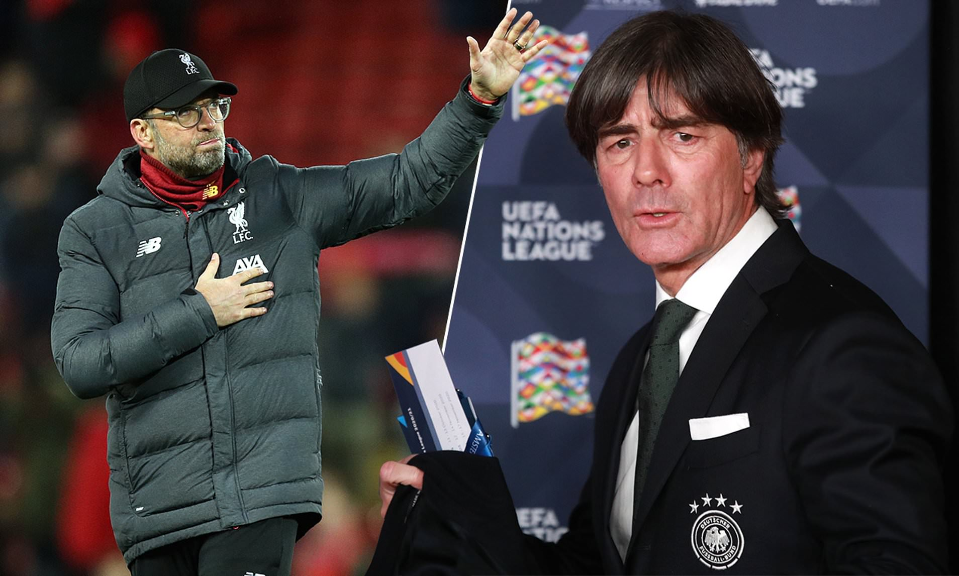 Many LFC fans petrified on Twitter after Joachim Löw news breaks…