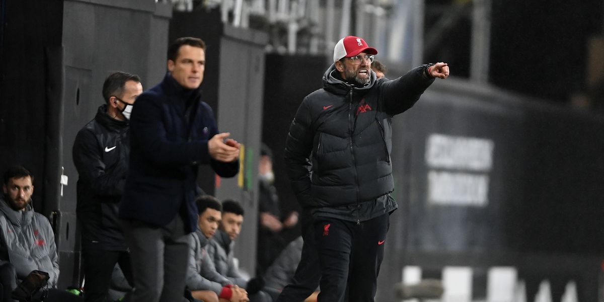 Klopp explains LFC's approach to the Premier League as Champions League pressure looms