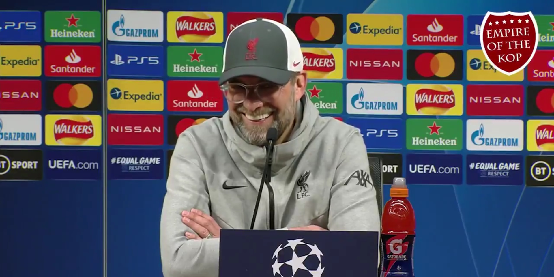 """(Video) Jurgen Klopp gushes over Nat Phillips after Champions League debut: """"He's doing the right things"""""""