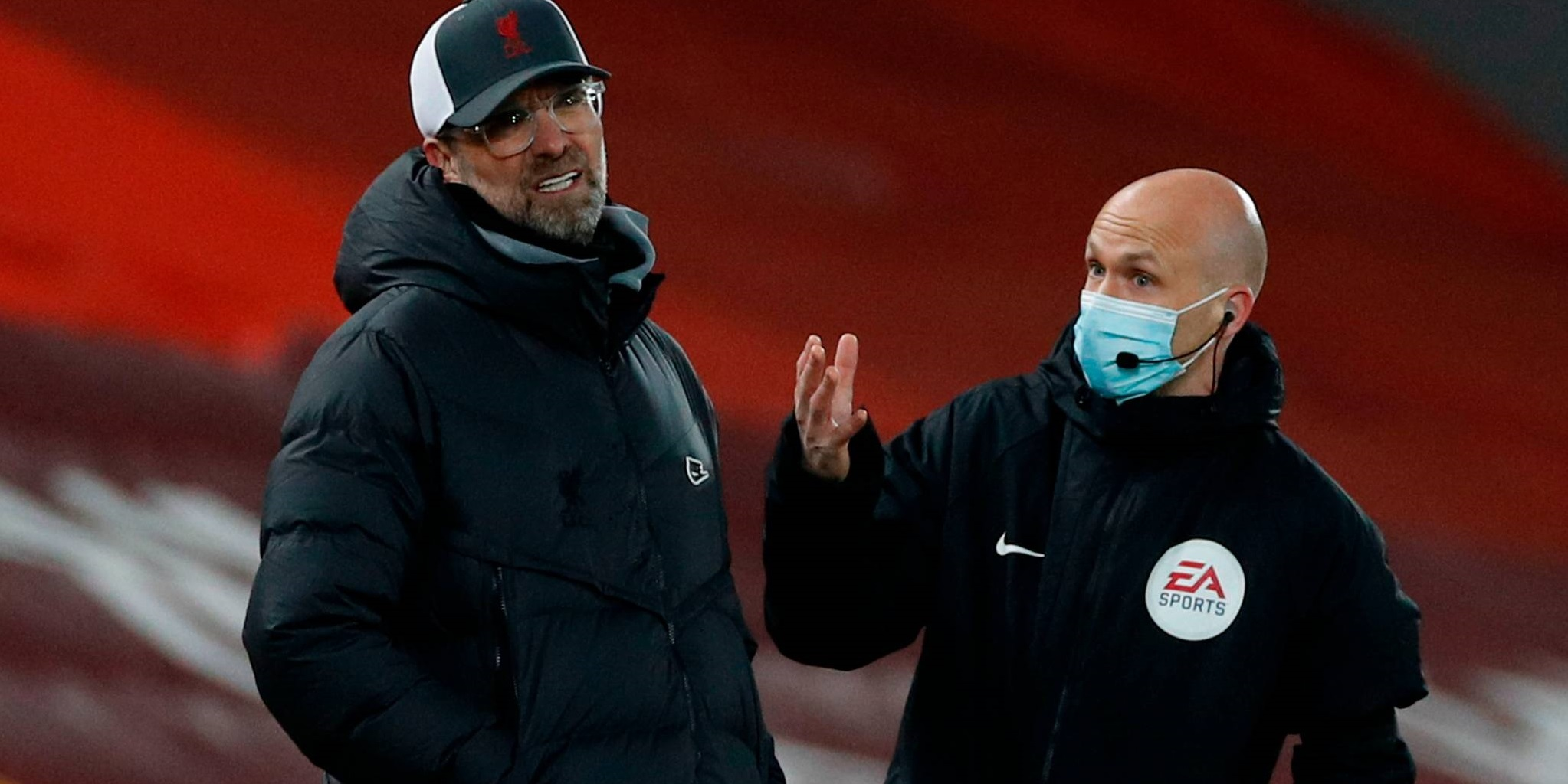 Klopp bemoans 'slapstick' mistakes and talks Liverpool's xG