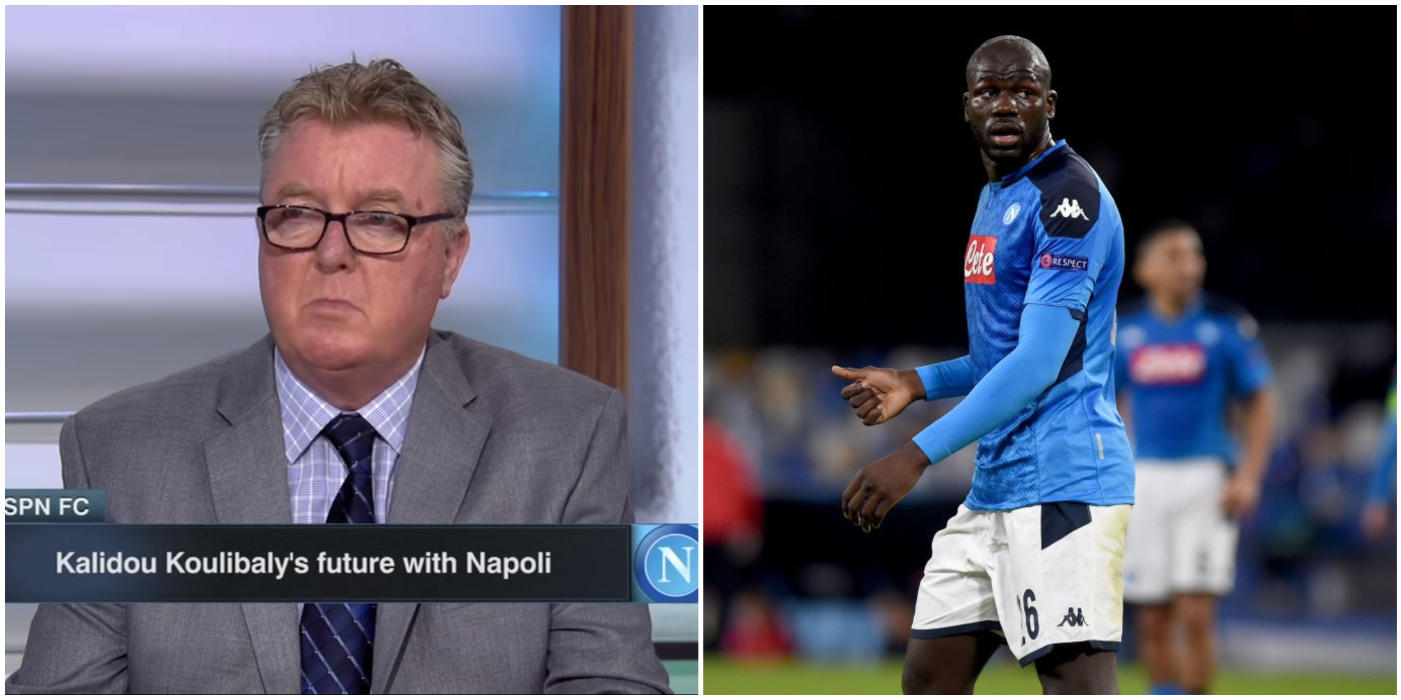 (Video) Kalidou Koulibaly a 'no-brainer' for LFC in the summer, says Reds legend