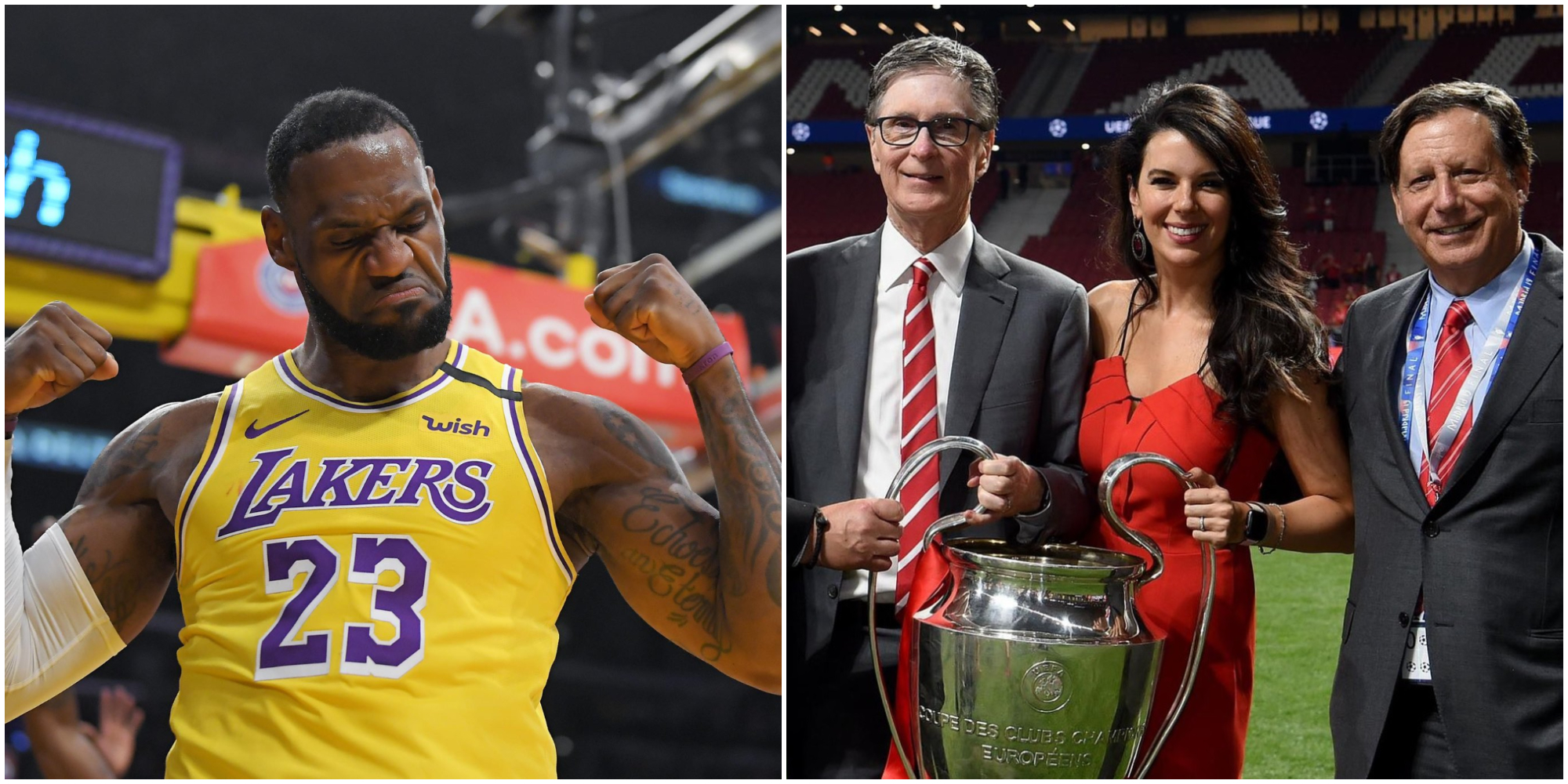 LeBron James to have input on LFC 'management decisions' with implications for recruitment – The Athletic