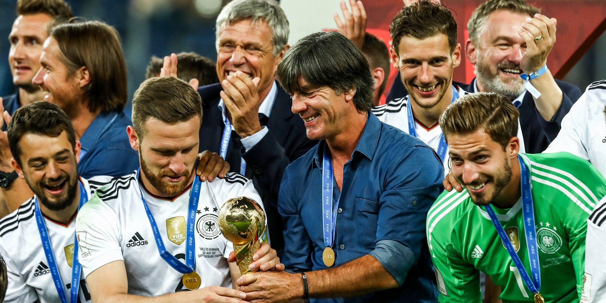 Germany manager Joachim Low hits back at Jurgen Klopp after tactical critique