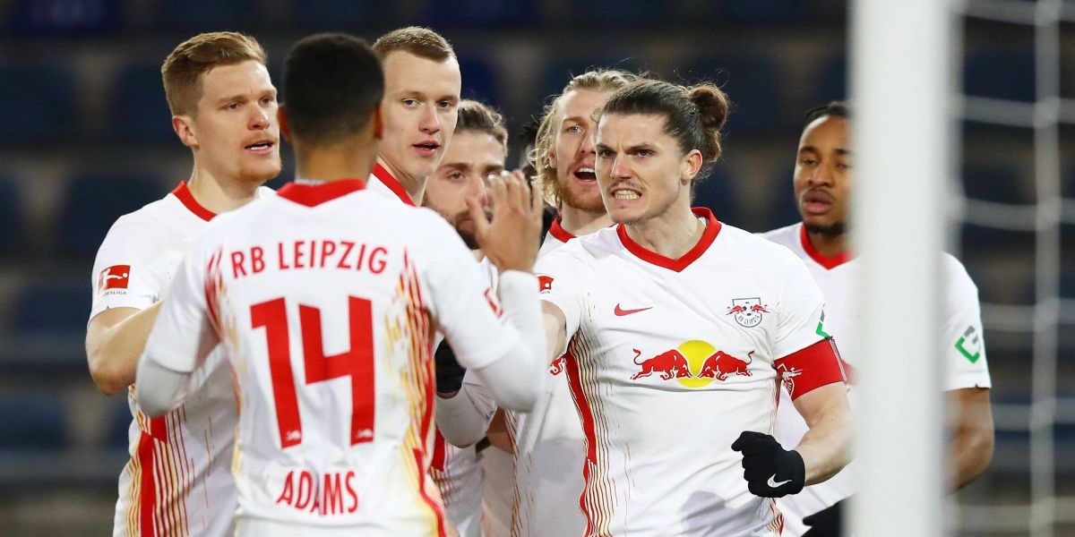 Man Utd & Spurs to rival Liverpool for RB Leipzig star; club wants €42m – report