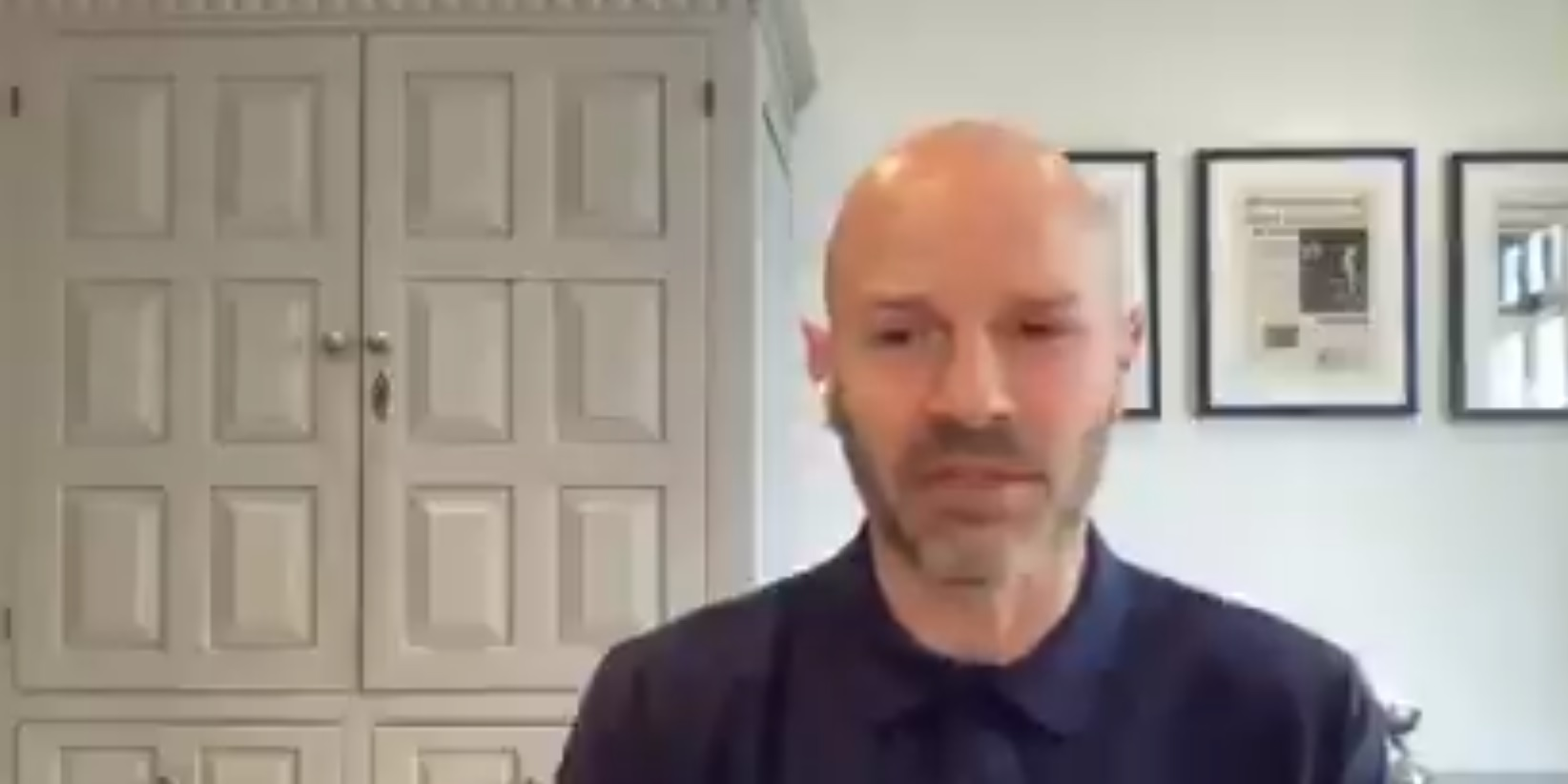 (Video) Danny Mills makes ludicrous comparison between Liverpool's injury crisis and Manchester City's last season