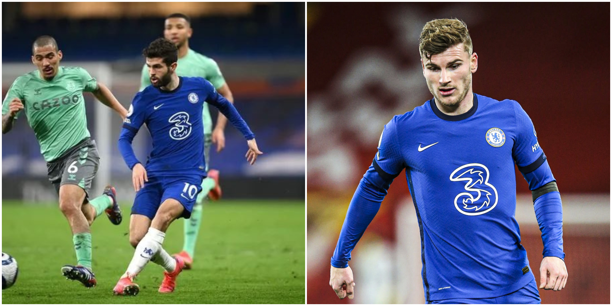 'I'd take him in a heartbeat' – Liverpool fans react as Timo Werner and Christian Pulisic linked with summer exits