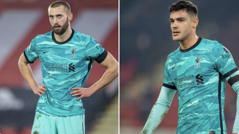 Liverpool fans totally split on whether Kabak or Phillips should partner Fabinho v Chelsea