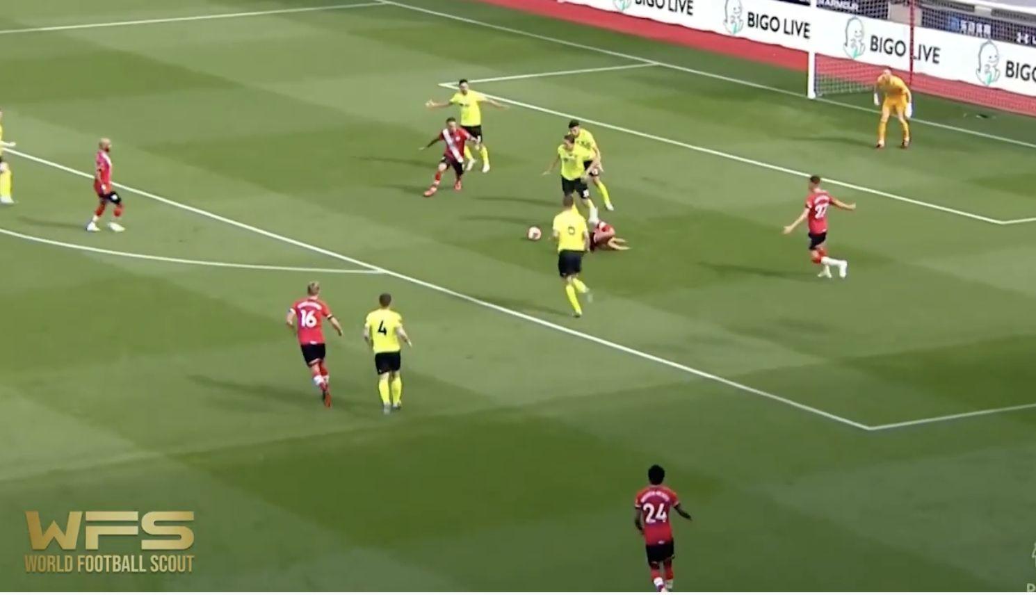 (Video) Sander Berge's Best Bits, as Liverpool consider giant soon-to-be-relegated midfielder