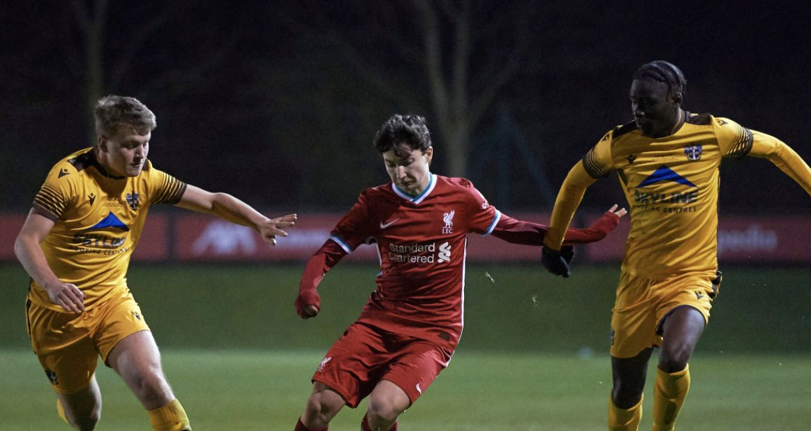 Musialowski wowed Klopp at Kirkby and is being fast-tracked to 'first senior Poland cap'