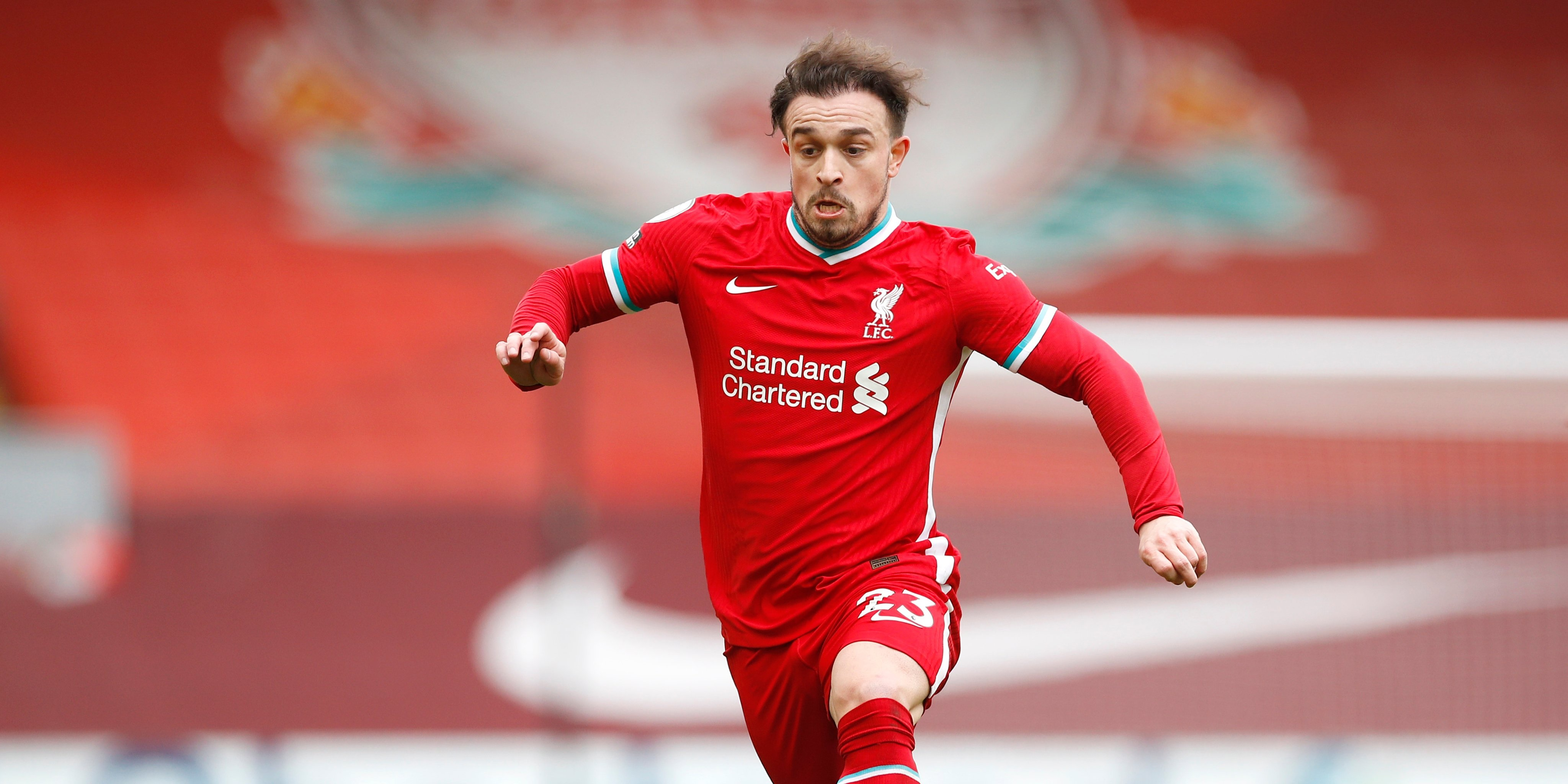 """Shaqiri explains why it's been so easy for 'smaller teams' to get results at Anfield: """"There is no pressure"""""""