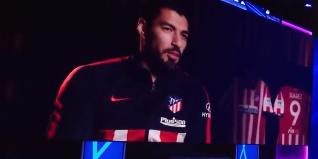 (Video) 'Hold on, we are teammates' – Suarez reveals how tough it was to train with Carragher