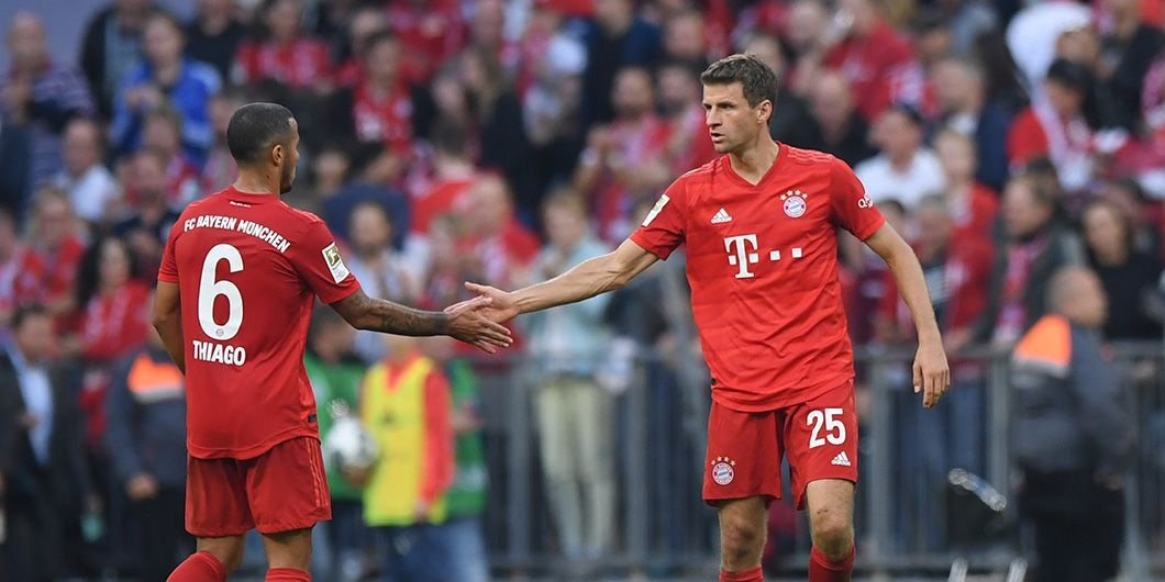 """Superstar striker wants to make transfer 'like Thiago' when he leaves Bayern: """"I am not fixed to this club"""""""